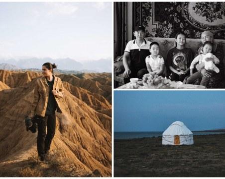 Разказвачът на истории: Пловдивчанката Айя покори Киргизстан, за да открие там българското гостоприемство
