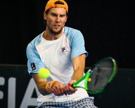 Сепи не остави шанс на Донски на Sofia Open
