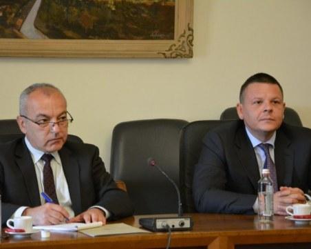 Вицепремиерът Гълъб Донев: Служебното правителство ще разработи мярка за целева подкрепа на транспорта