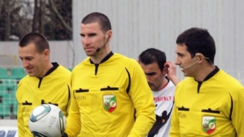 Кабаков с нов наряд в групите на Шампионската лига