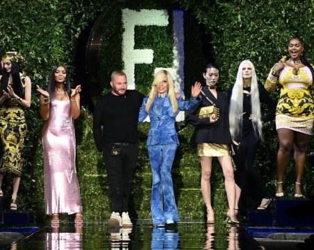 """За пръв път в света на модата: """"Fendi"""" и """"Versace"""" с общ бранд """"Fendace"""""""