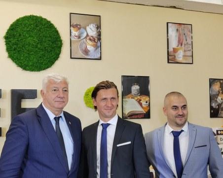 Най- новата инвестиция в Пловдив - фабрика за чаши от вафлени кори