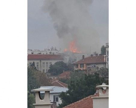 След пожара в Медицинския университет в Плевен - студентите ще учат онлайн