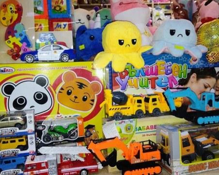 Заради 2 лева: НАП запечата магазин за играчки в Пловдив, укривали доходи