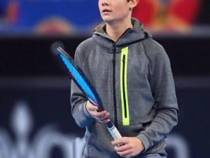 Българин е най-младият тенисист в световната ранглиста на ATP