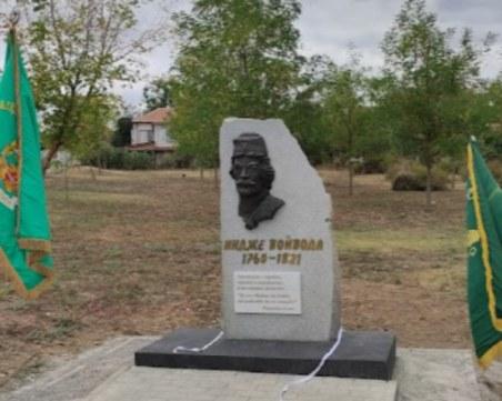 Откриха паметник на Индже войвова в ямболското село Попово