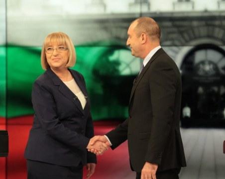 Полата на Цачева – място за криене, или причината Радев да стане президент?