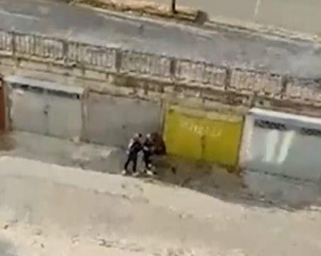 Полицай преби 18-годишен заради изхвърлен фас в Благоевград