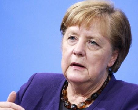 Меркел смята, че нито една страна от Западните Балкани не е готова за еврочленство