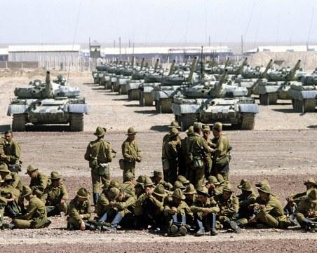 На този ден: Започва войната в Афганистан