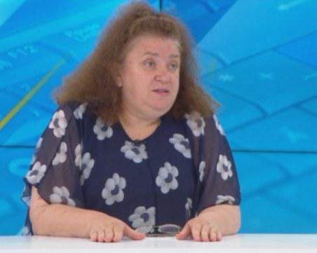 Проф. Александрова: При Делта варианта има два пъти по-голям риск за болнично лечение