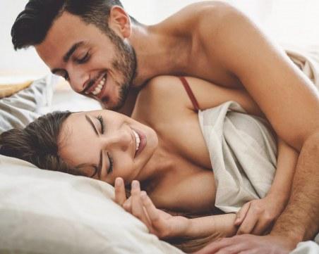 Разшифрирайте езика на тялото му в леглото