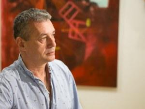 Атанас Хранов отваря врати към морето, звездите и ангелите в изложба