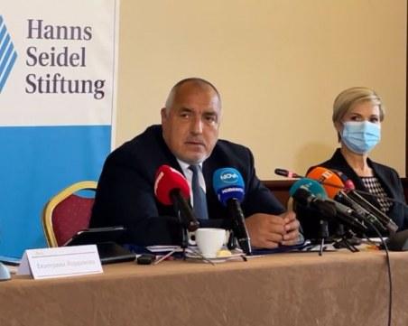 Бойко Борисов ще води листата на ГЕРБ в Пловдив, Дани Каназирева за областта