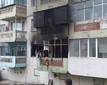 Прокуратурата разследва умишлено убийство при пожара, в който загинаха 2 деца
