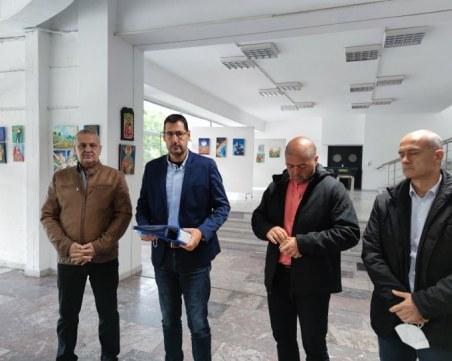 ГЕРБ регистрира листите в Пловдив и областта, целта е да вземат по 4 мандата