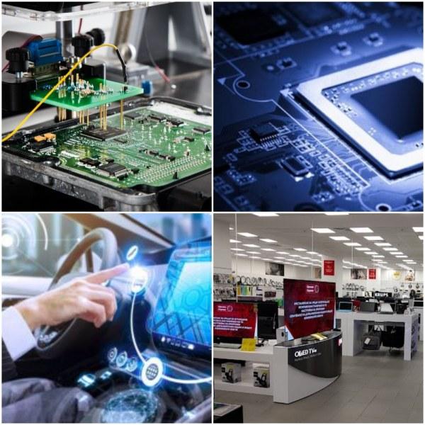 Липсата на чипове парализира световната икономика и надува цените на електроника и автомобили