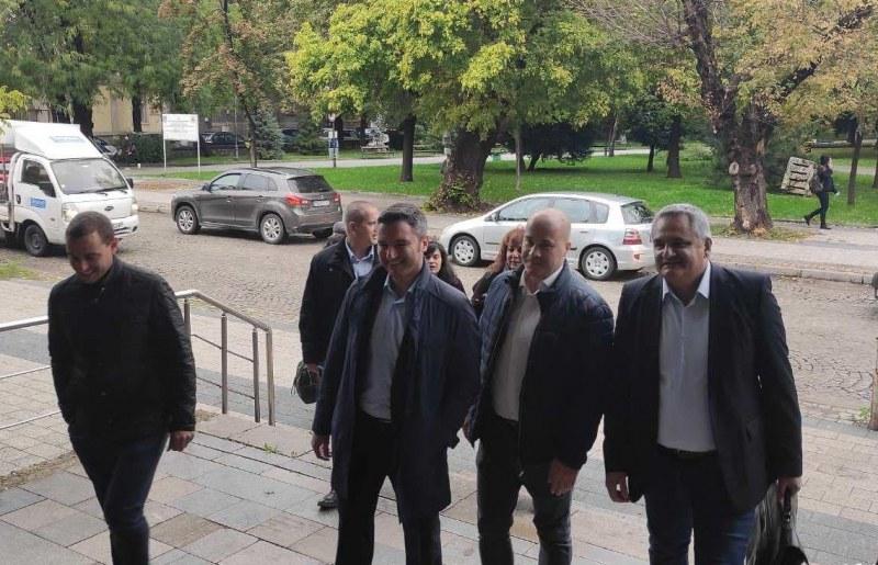 БСП регистрира листата си в Пловдив-град