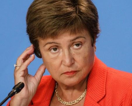 Кристалина Георгиева за МВФ: Фондът винаги трябва да бъде