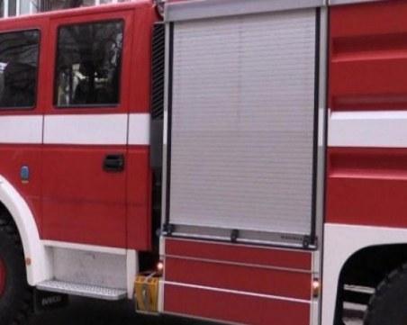 Пожар в COVID отделение в русенска болница, пациентка щракнала запалка