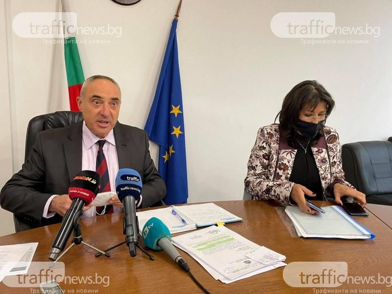 Без нови COVID мерки в Пловдив, тежките случаи в болници обаче растат