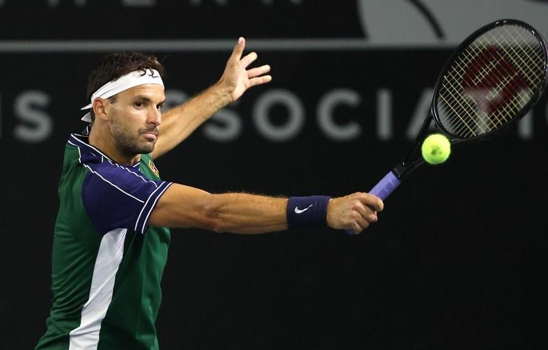 Григор Димитров играе срещу шампиона на US Open тази вечер