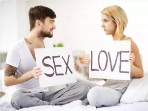 Зодии, които предпочитат секса пред любовта