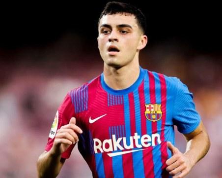 Официално: Педри преподписа с Барселона с милиард откупна клауза