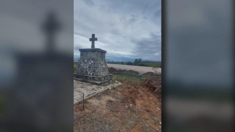 Разкопали са гробища на български военни в Македония заради нова магистрала