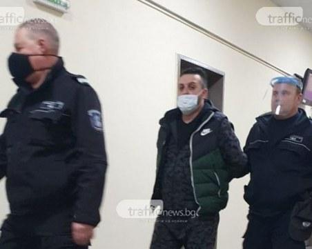 """Пловдивският Ястребовски """"ужили"""" още една жена под тепетата, този път се представил за охранителен бос"""