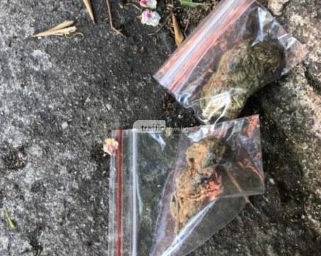 Спипаха 33-годишен с над 6кг трева край Пазарджик