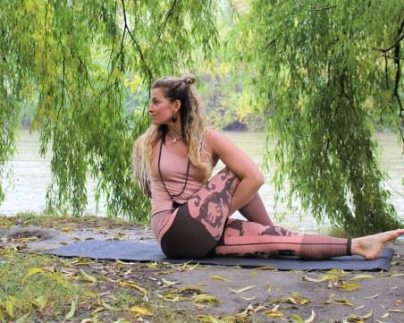 Гергана Станилова: Йога ни дава решителността да се изправим пред житейските изпитания
