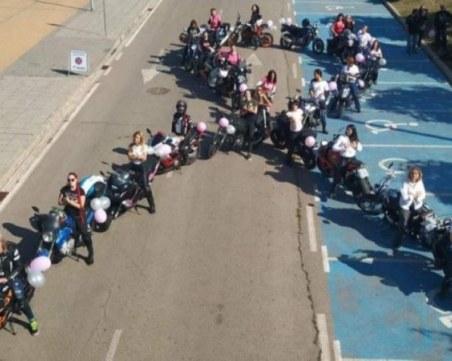 Мотористки ще превземат улиците на Пловдив днес