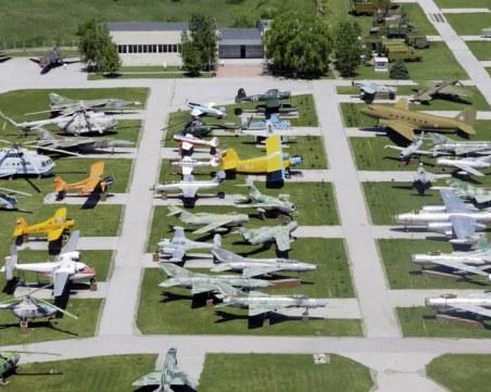 Музеят на авиацията в Крумово с вход свободен днес
