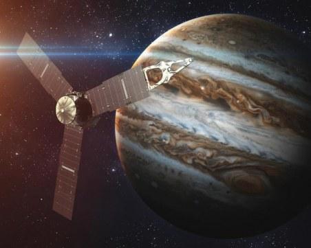 НАСА изстреля първата си сонда до Юпитер