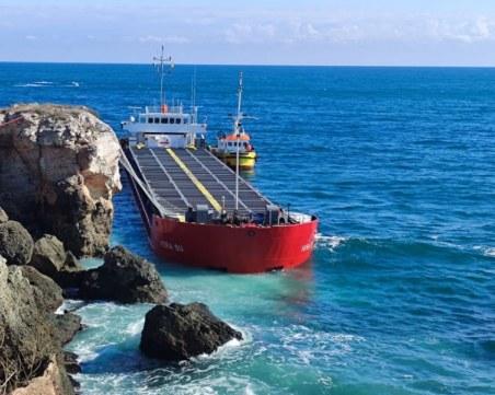 Установиха замърсяване в района на кораба