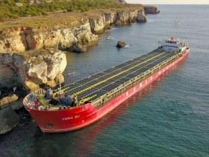 """""""Морска администрация"""": В момента няма замърсяване около кораба """"Vera Su"""""""