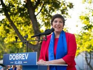 Изненадващ кандидат води пред българката Клара Добрев на първичните избори в Унгария