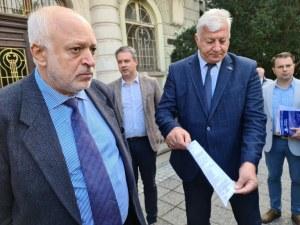 Държава и Oбщина Пловдив с меморандум за строежа на нова сграда на пловдивската опера