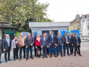 ГЕРБ откриха кампанията в Пловдив, дадоха заявка за победа и стабилно управление на България