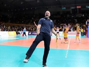 Най-успешният пловдивски волейболен треньор Иван Петков празнува рожден ден