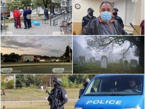 ОБЗОР: Два трупа в Пловдивско, мерки - до края на седмицата, съобщиха плана за училищата