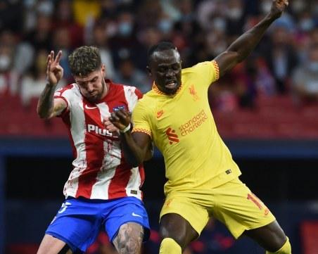Ливърпул взе зрелище с Атлетико Мадрид като гост, ПСЖ се измъкна срещу Лайпциг