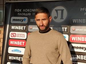 Тунчев: Радващо е, че победихме, но трябва да продължаваме с успехите