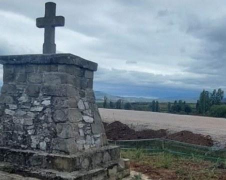 Скандалът за военните гробища в Македония нанесе изключително сериозна щета върху репутацията на България