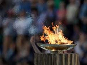 Олимпийският огън за зимните игри пристигна в Пекин