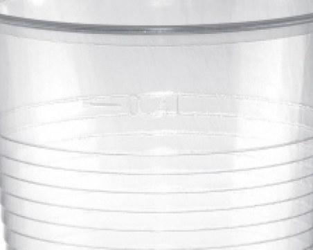 5 стотинки екотакса за пластмасова чашка