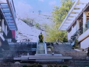Кумчев внася ново предложение за локация на Фонтана с Ябълката в центъра на Пловдив