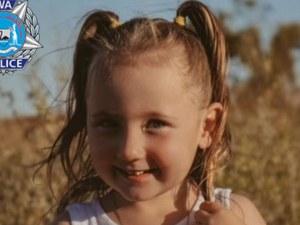 Обявиха награда от $750 000 за изчезнало момиче в Австралия