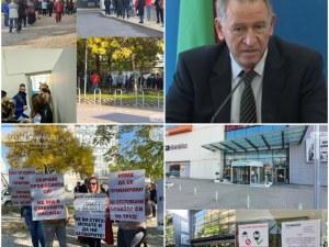 ОБЗОР: Първи ден със зелени сертификати - опашки от чакащи за ваксини, хаос, неясноти, протести и гратисен период